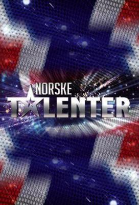 Affiche Norske Talenter