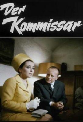 Affiche Der Kommissar