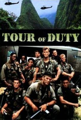 Affiche Tour of Duty - L'Enfer du Devoir