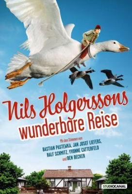 Affiche Nils Holgerssons wunderbare Reise