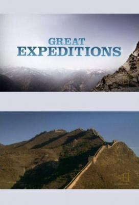 Affiche Great Expeditions