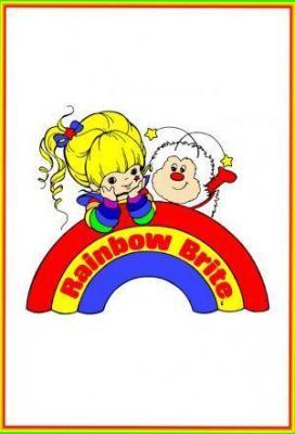 Affiche Rainbow Brite