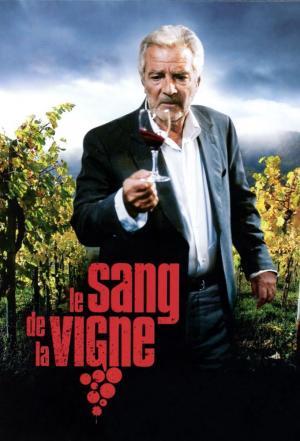 Affiche Le sang de la vigne