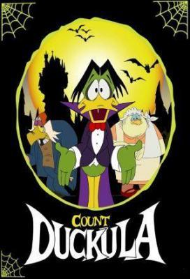 Affiche Count Duckula