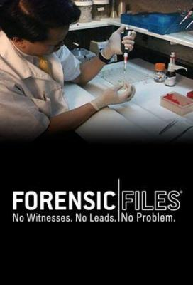 Affiche Forensic Files
