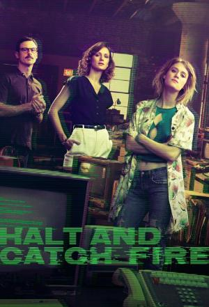 Affiche Halt and Catch Fire