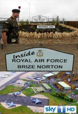 Affiche Inside RAF Brize Norton