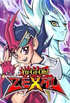 Affiche Yu-Gi-Oh! Zexal II