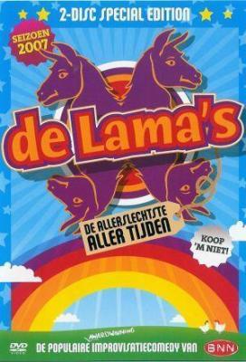 Affiche De Lama's