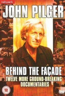 Affiche John Pilger - Behind the Façade