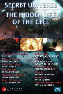 Affiche Secret Universe The Hidden Life Of The Cell