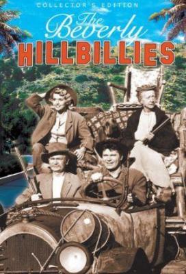 affiche The Beverly Hillbillies