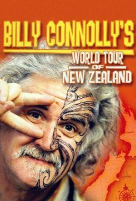 Affiche Billy Connolly's World Tour of New Zealand