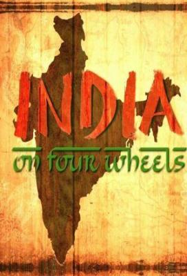 Affiche India on Four Wheels