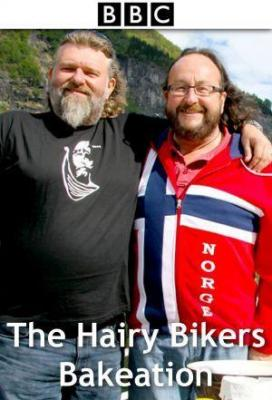 affiche The Hairy Bikers Bakeation