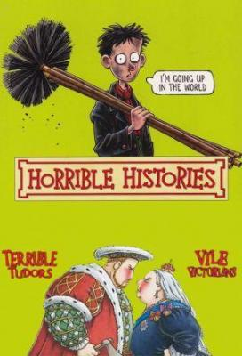 Affiche Horrible Histories (2009)