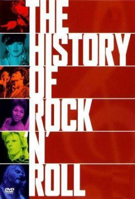 Affiche The History of Rock 'n' Roll