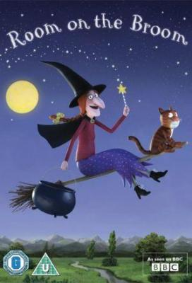 Affiche Room on the Broom