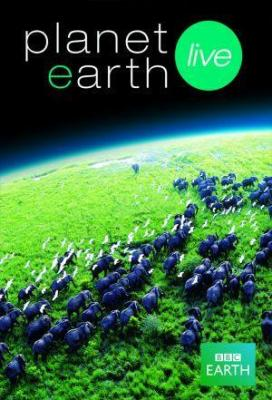 Affiche Planet Earth Live