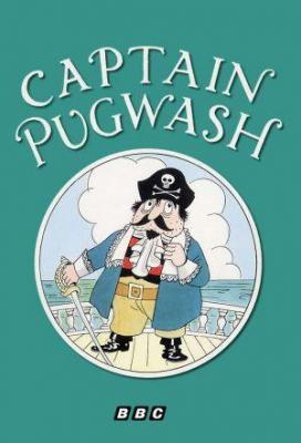 Affiche Captain Pugwash