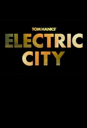 Affiche Electric City