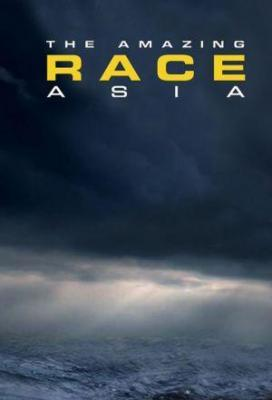 Affiche The Amazing Race Asia