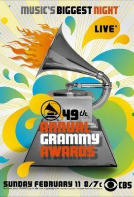 Affiche Grammy Awards