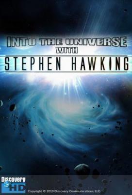 Affiche Dans l'univers de Stephen Hawking