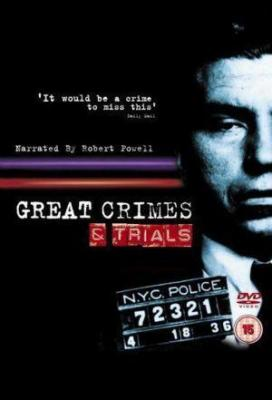 Affiche Great Crimes and Trials
