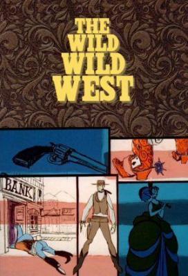 Affiche Les mystères de l'ouest