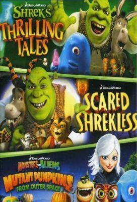Affiche DreamWorks Spooky Stories