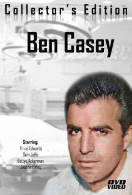 Affiche Ben Casey