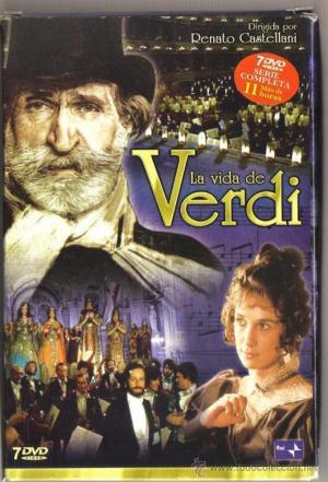affiche The Life of Verdi
