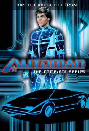 Affiche Automan