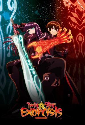 Affiche Twin star exorcists