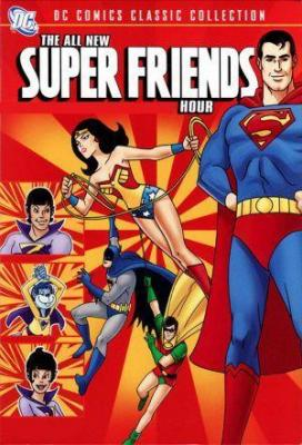 Affiche The All-New SuperFriends Hour