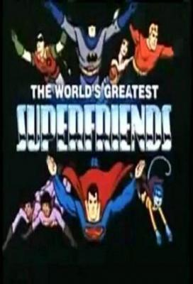 Affiche The World's Greatest SuperFriends