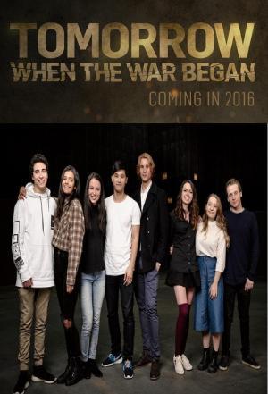 affiche Tomorrow When the War Began