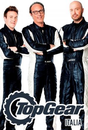 Affiche Top Gear (IT)