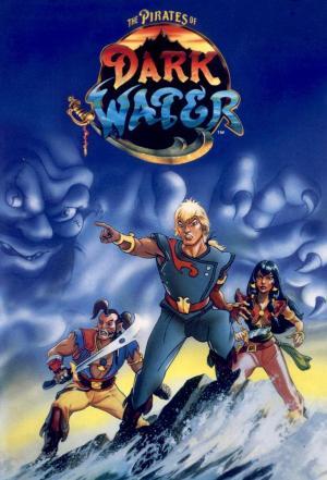 Affiche The Pirates of Dark Water