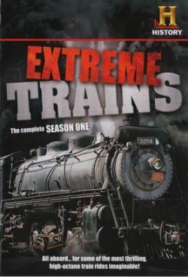 Affiche Extreme Trains