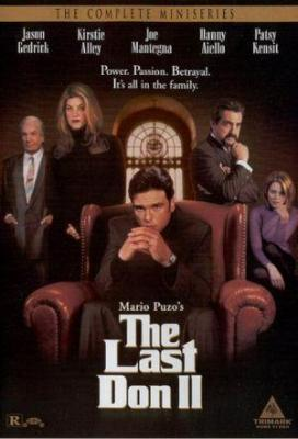Affiche The Last Don II