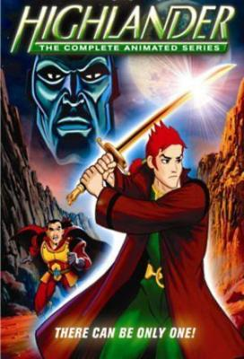 Affiche Highlander: The Animated Series