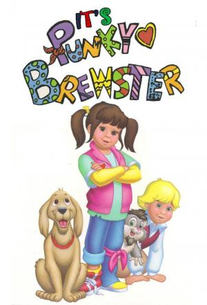 Affiche It's Punky Brewster
