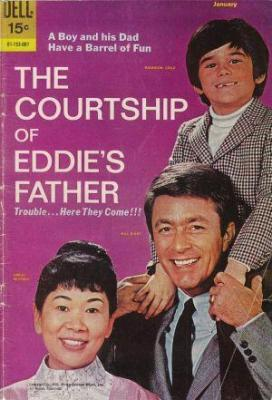 affiche The Courtship of Eddie's Father
