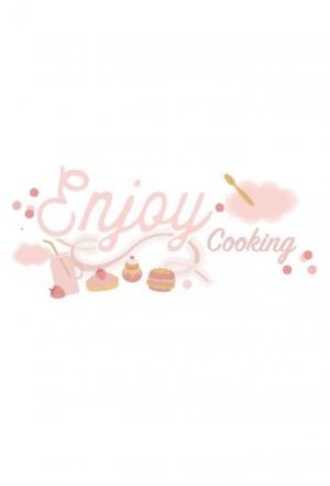 Affiche Enjoy Cooking