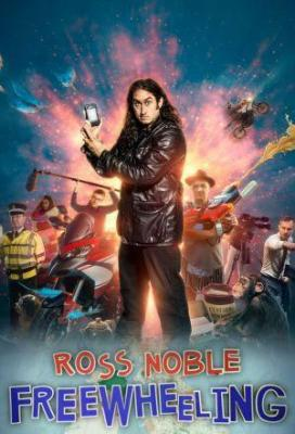 Affiche Ross Noble: Freewheeling