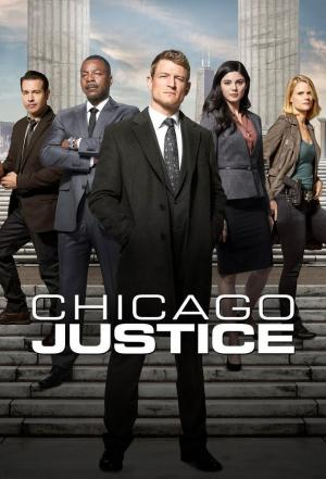 Affiche Chicago Justice