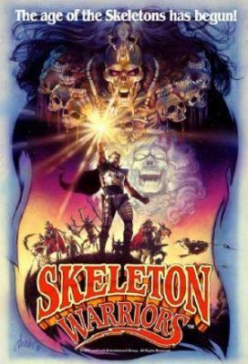 Affiche Skeleton Warriors