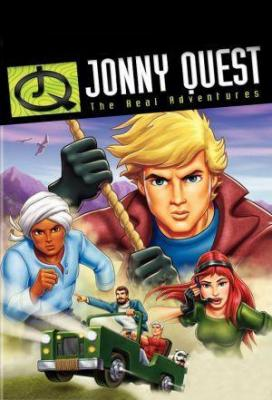 Affiche The Real Adventures of Jonny Quest